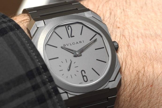 Bulgari Octo Finissimo wristshot