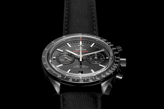 Omega Speedmaster Dark Side of the Moon featured