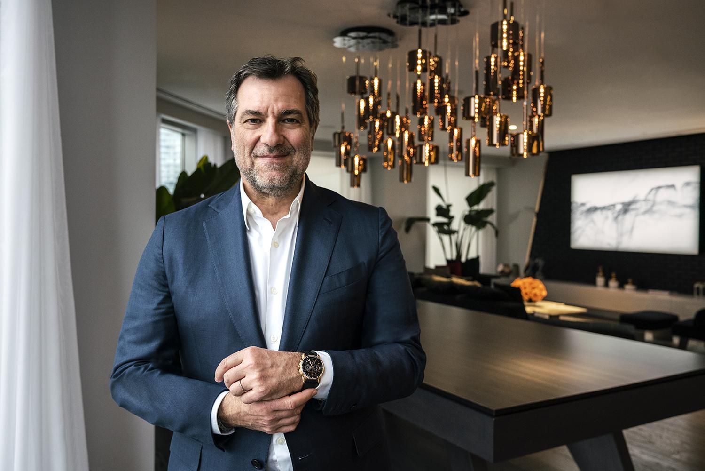 Patrick Ottomani CEO of Audemars Piguet North America
