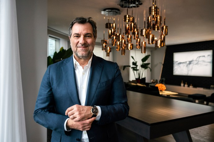 Patrick Ottomani CEO of Audemars Piguet North America