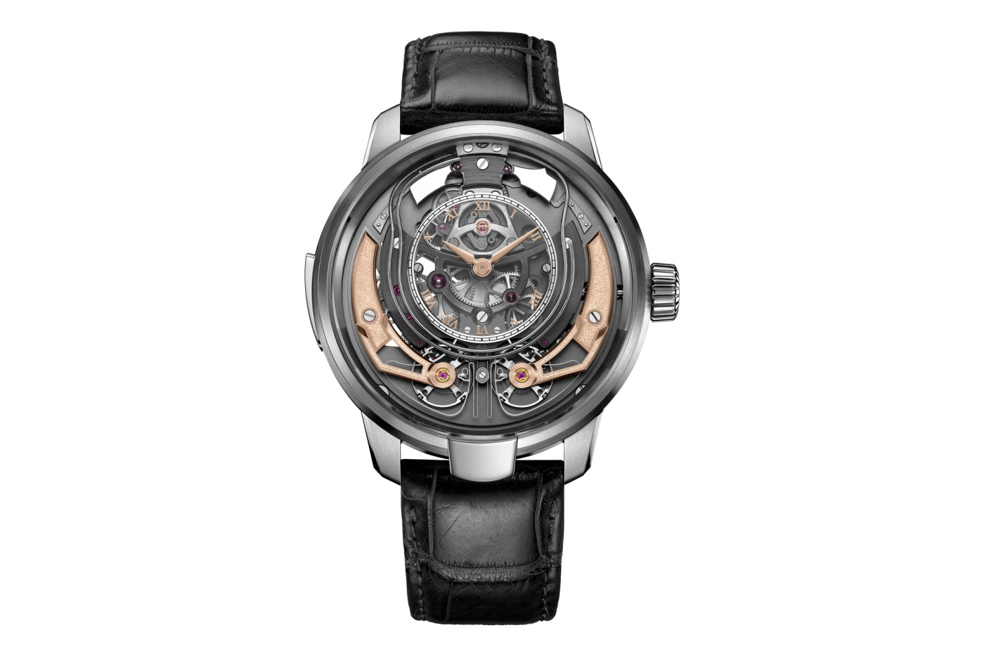 Minute Repeater Resonance front