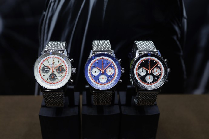 Breitling Navitimer 1 Airline Editions