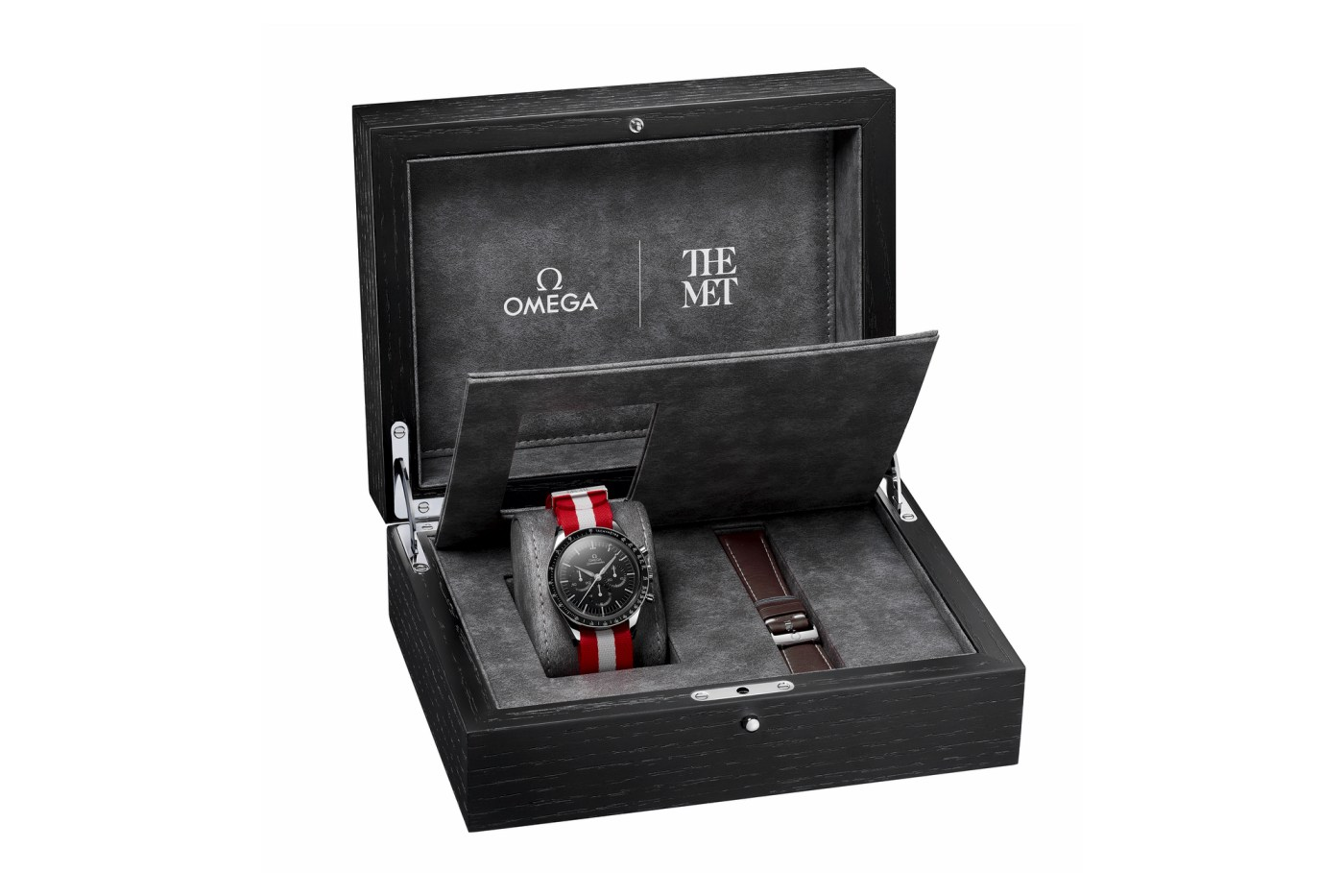 Omega Speedmaster The Met Limited Edition box 2019