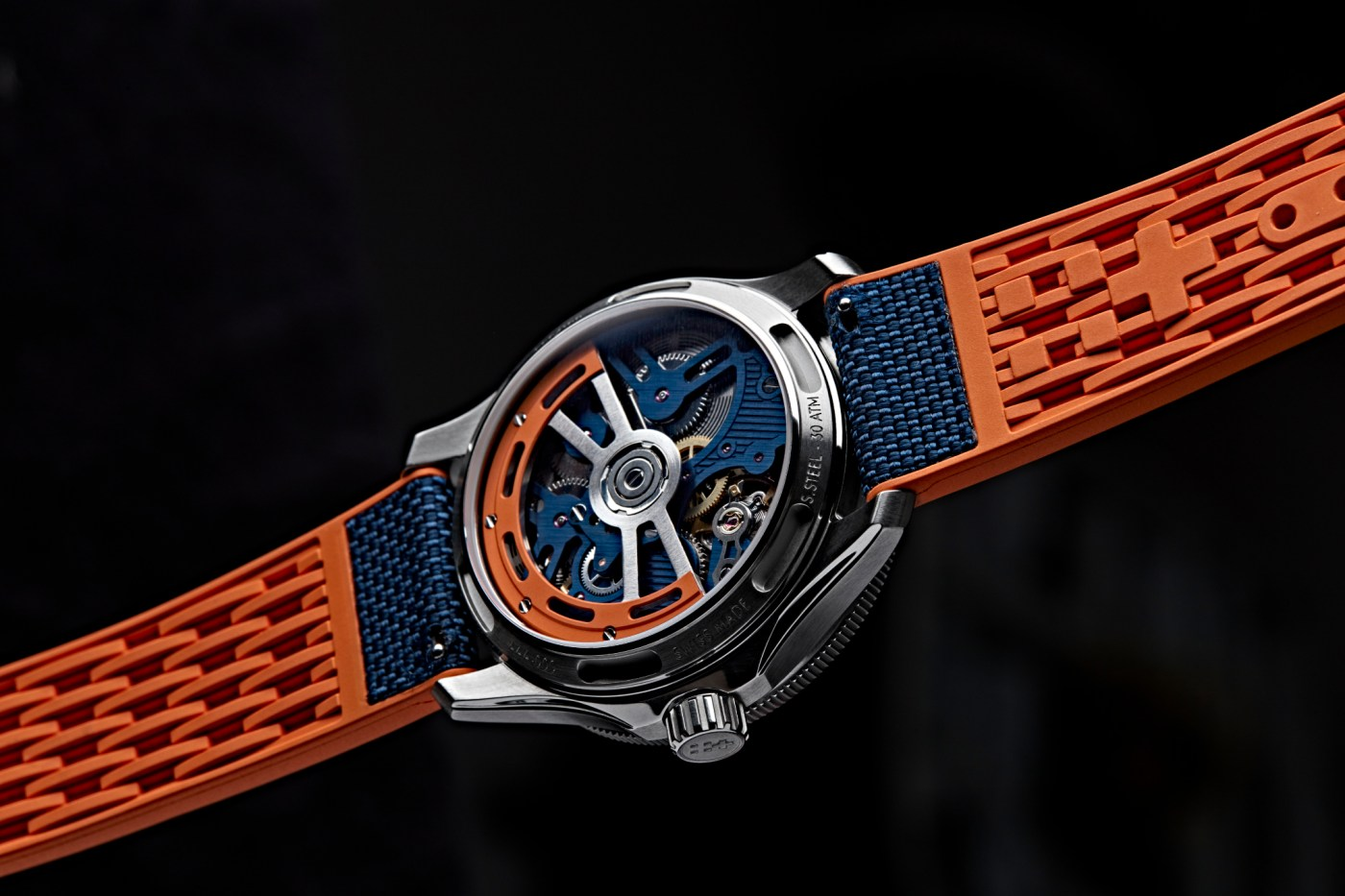 Christopher Ward C60 Apex Limited Edition caliber SH21