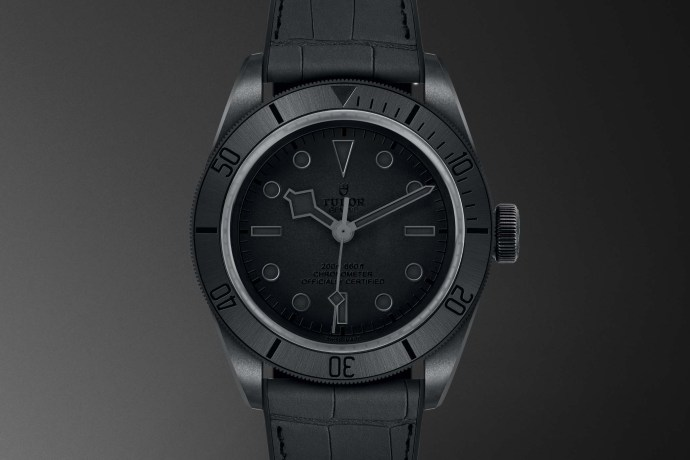 Only Watch 2019 Tudor Black Bay Ceramic One Black