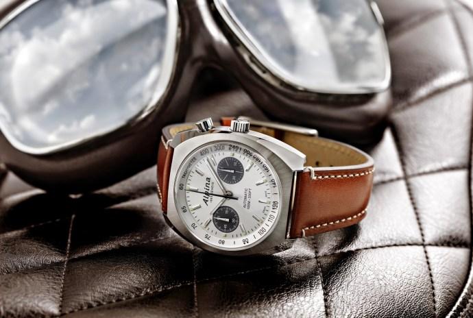 Alpina Startimer Pilot Heritage Chronograph