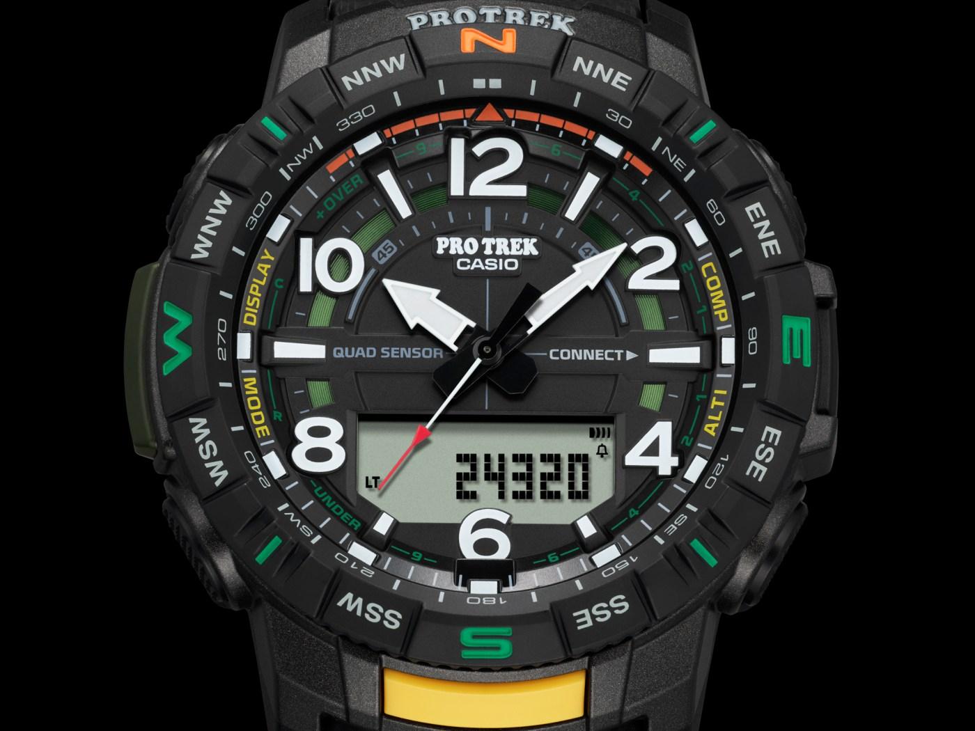 Casio Pro Trek PRT-B50