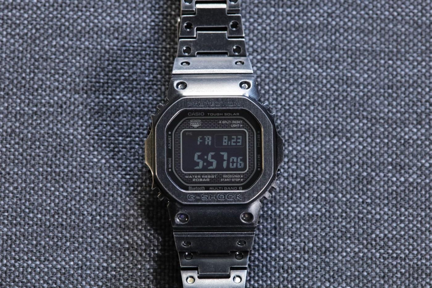 Casio G-Shock Full Metal 5000 Limited Edition 2019 GMWB5000V-1