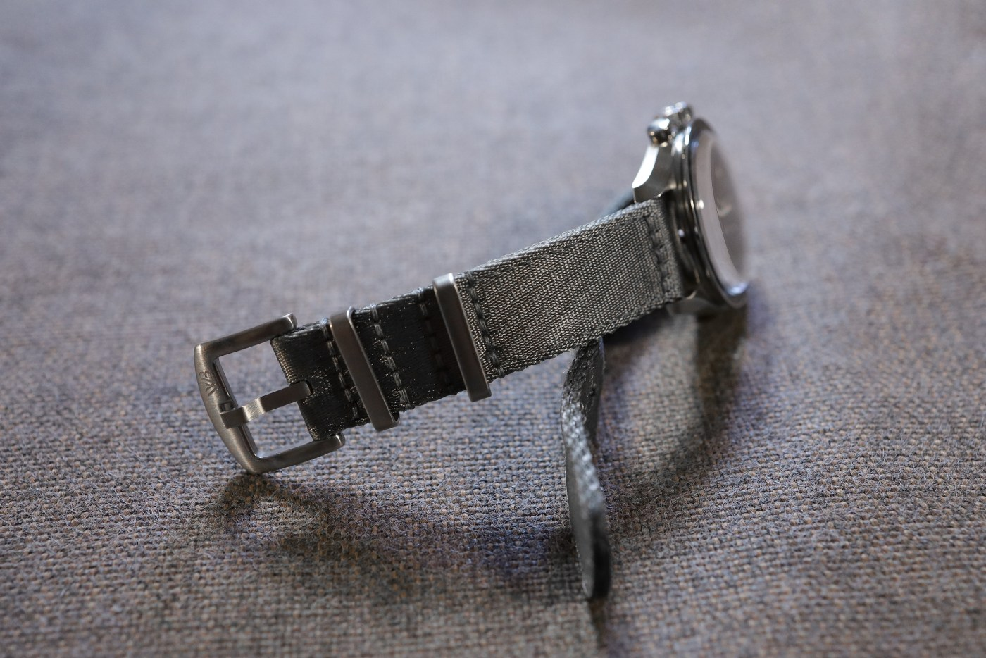 Watchbandit Two-Piece Nato Strap
