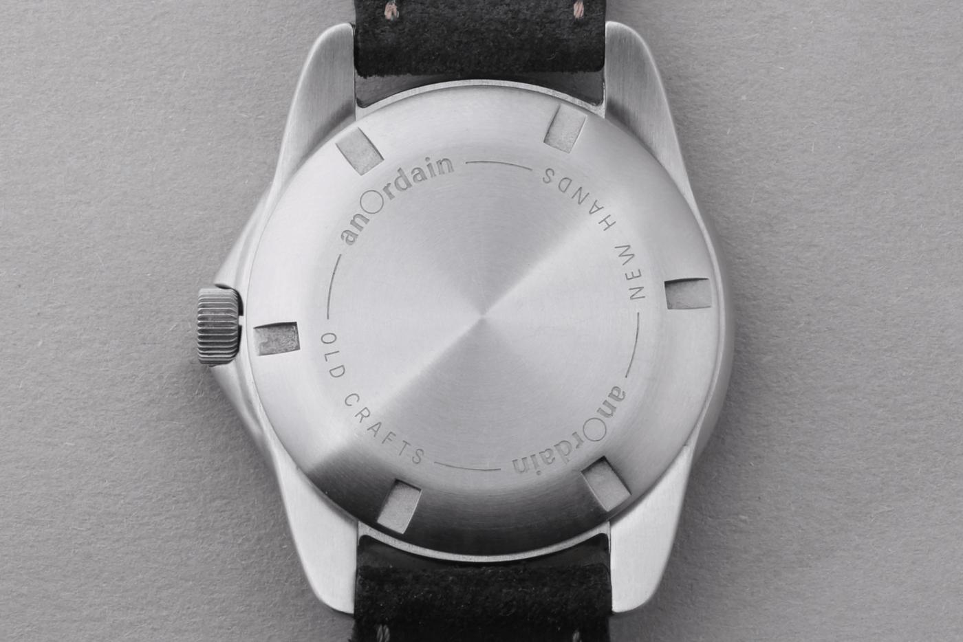 AnOrdain Model 2 Fumé