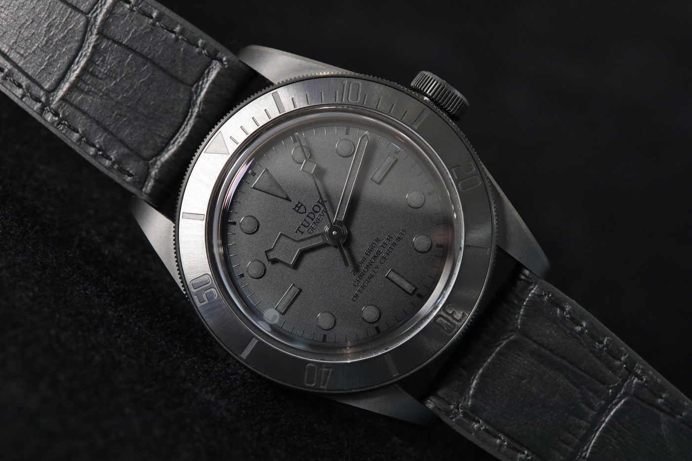 Tudor Black Bay Ceramic One Only Watch 2019