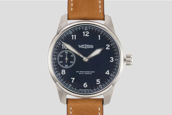 Weiss American Field Watch Ultralight