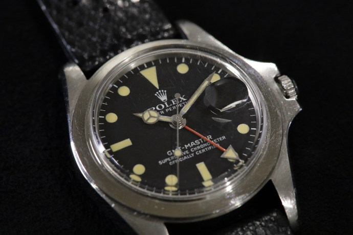 Marlon Brando's Rolex GMT-Master Hands-On