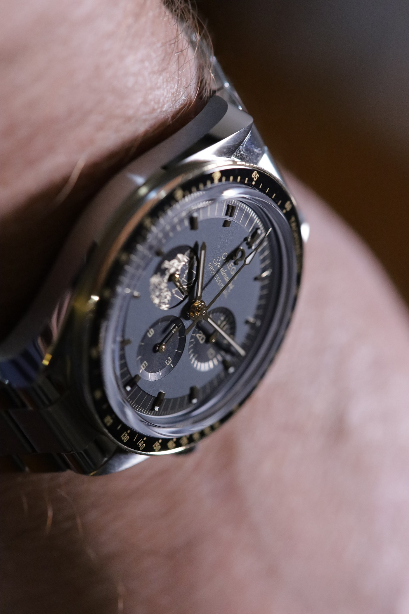 2019 Omega Speedmaster Professional 50th Anniversary Limited Edition