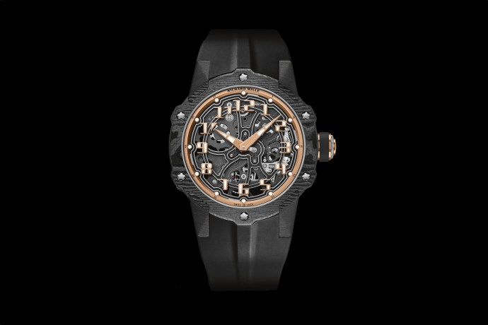 Richard Mille RM 33-02 front