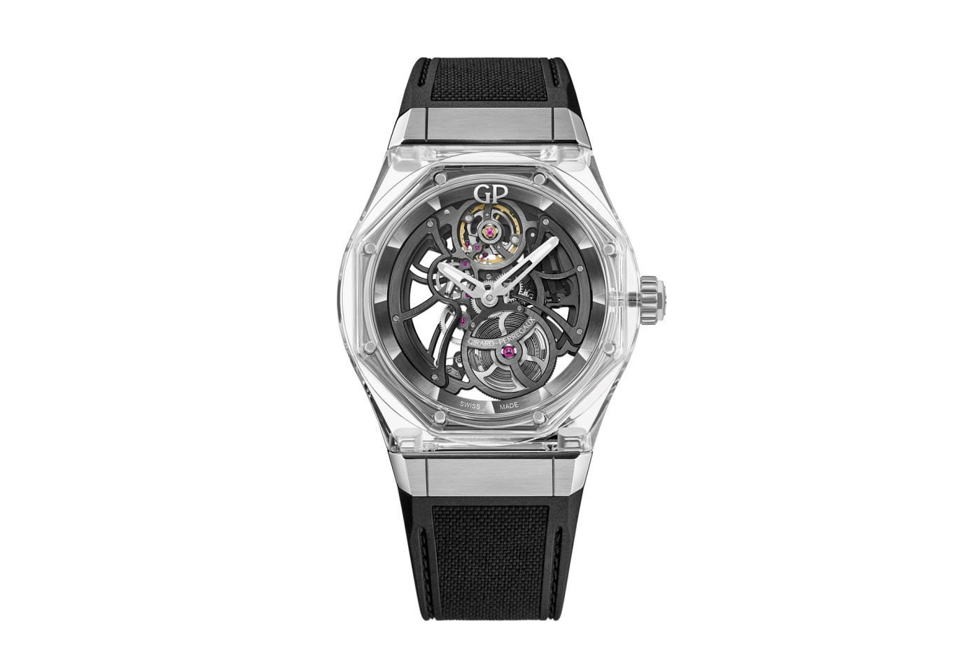 Girard-Perregaux Laureato Absolute Light 2020
