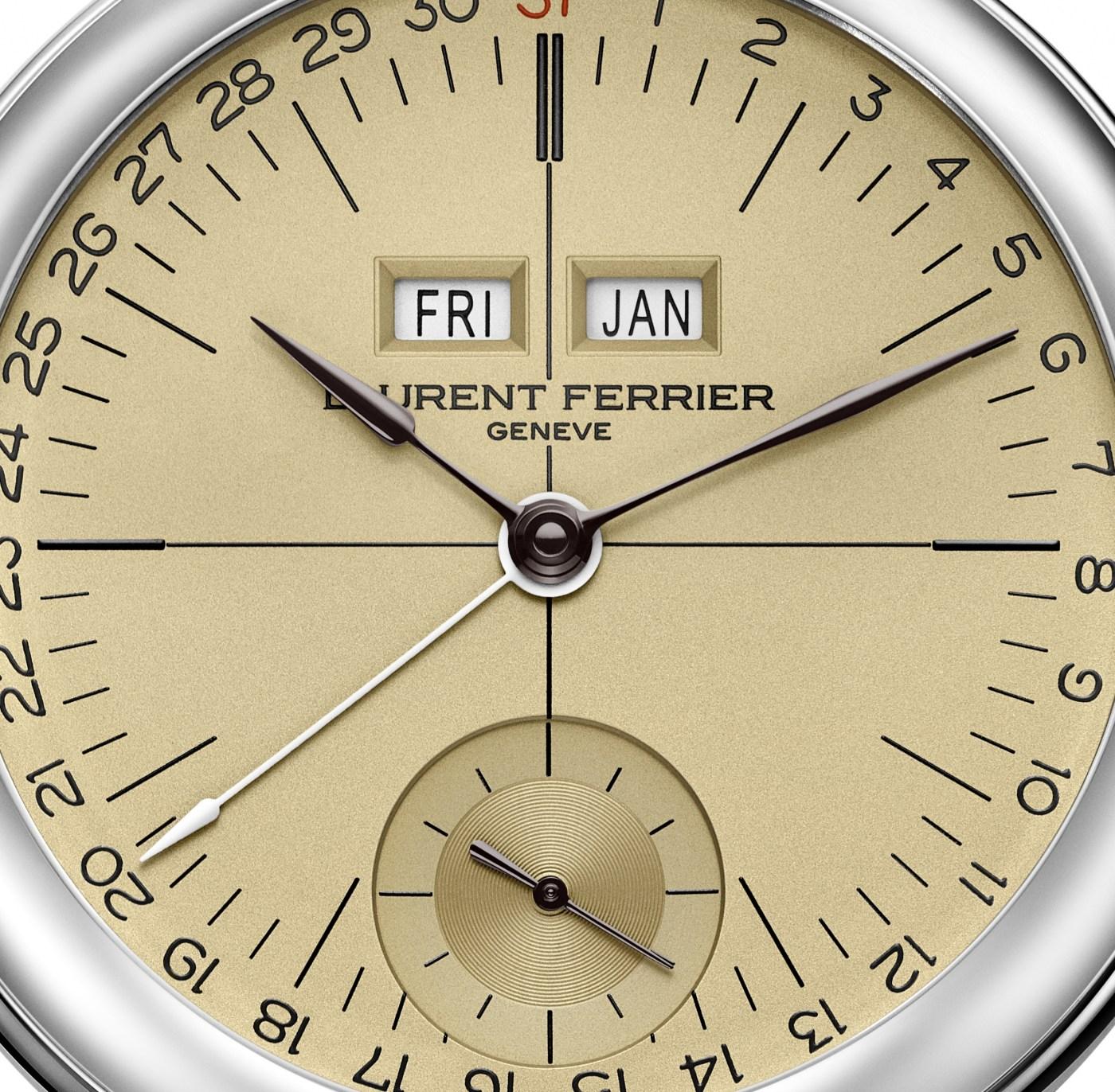 Laurent Ferrier Galet Ecole Annual Calendar Vintage