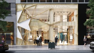 Vacheron Constantin New York Flagship Rendering