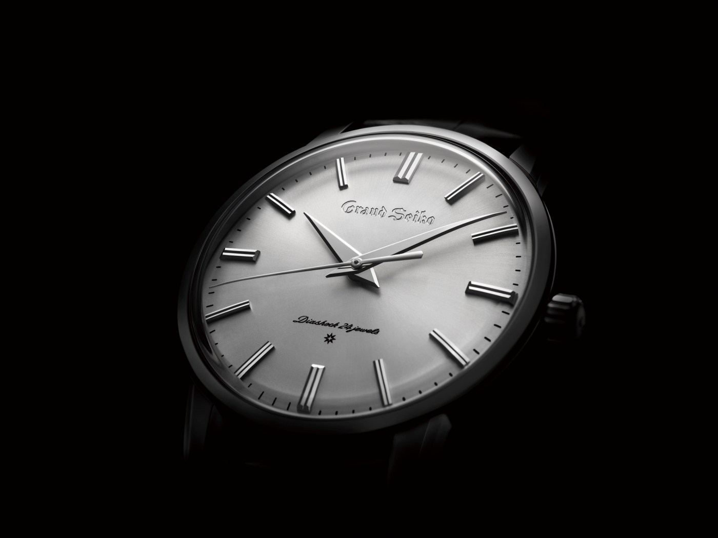 2020 Grand Seiko SBGW257 platinum dial anniversary recreation