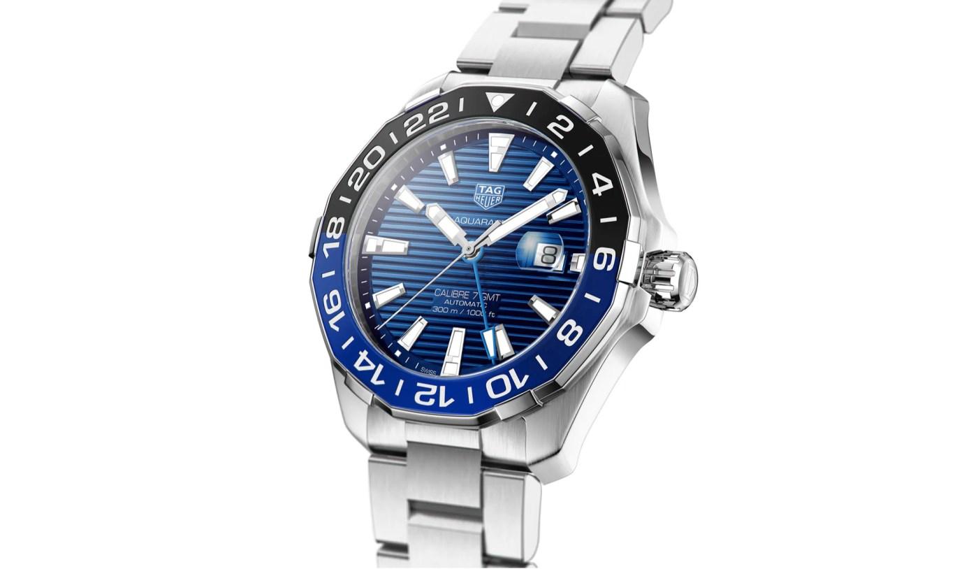2020 TAG Heuer Aquaracer GMT