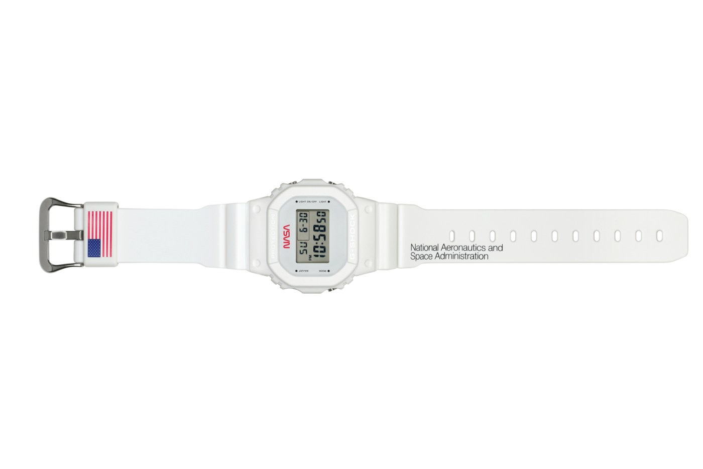 G-SHOCK X NASA DW5600