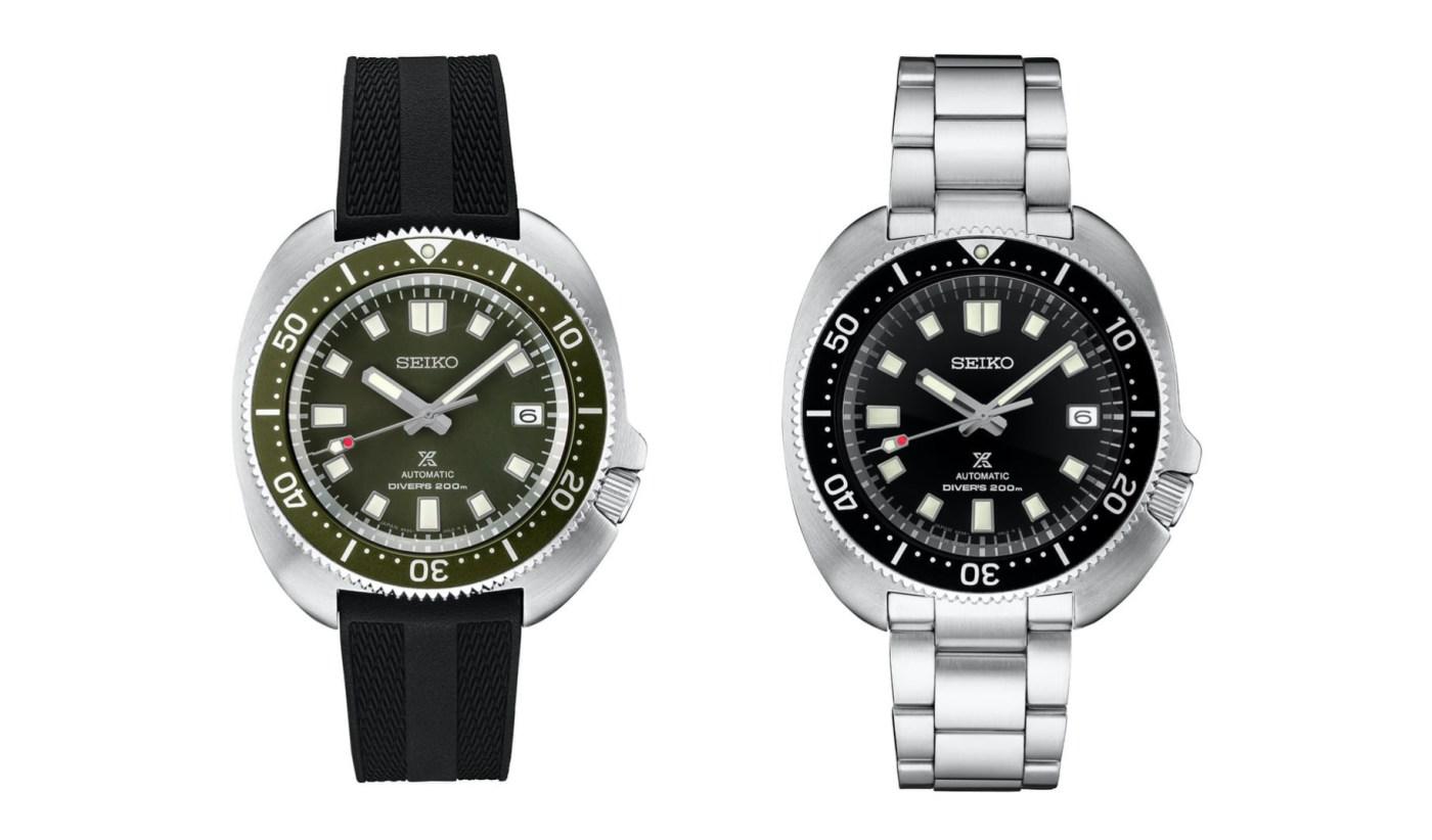 Seiko Prospex SPB153 and SPB151