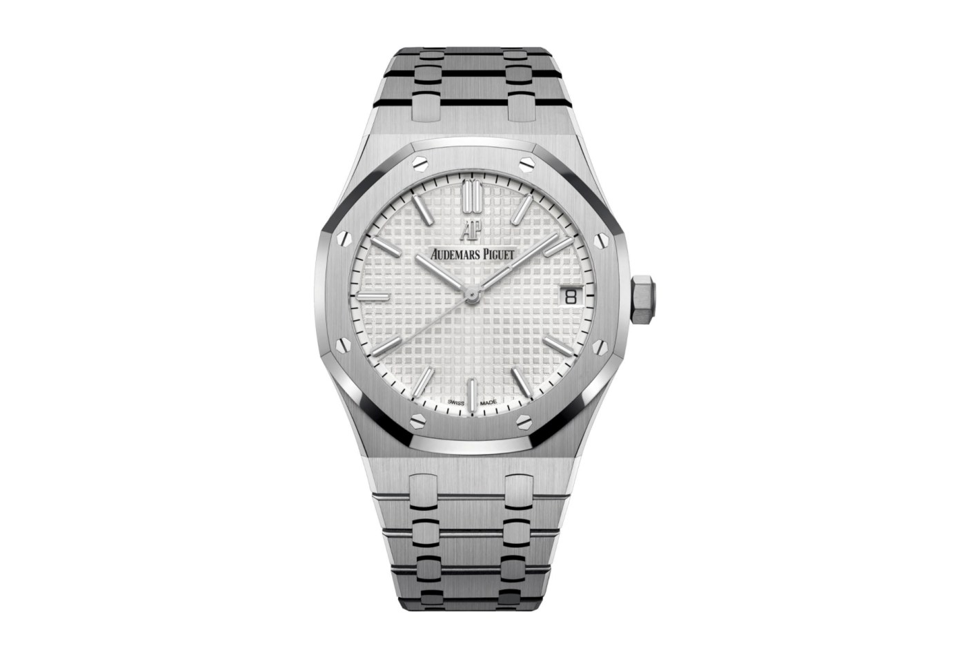 Audemars Piguet Royal Oak 15500 Silver Dial