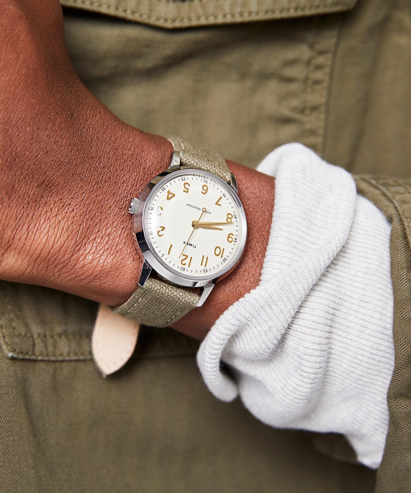 2020 Todd Snyder x Timex Liquor Store Watch wristshot