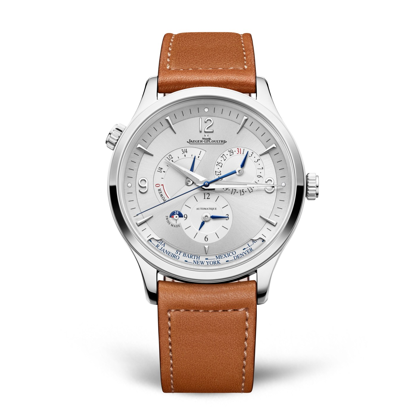 JLC Master Control Geographic 2020 front