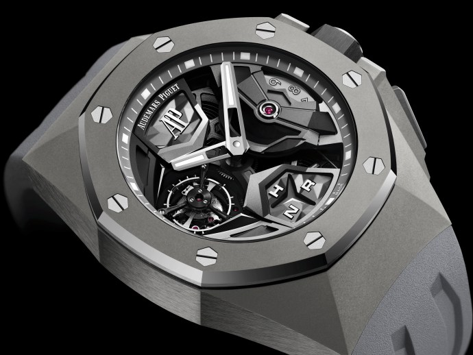 2020 Audemars Piguet Royal Oak Concept Flying Tourbillon GMT