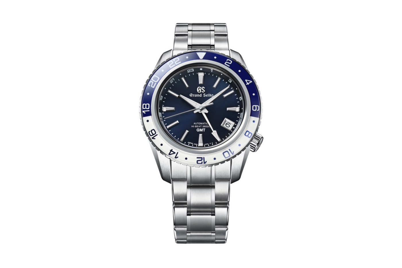 2020 Grand Seiko GMT Hi-Beat