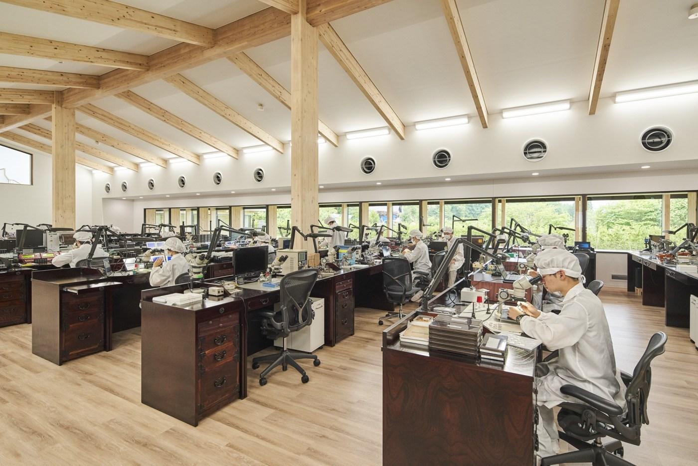 Grand Seiko Studio Shizukuishi