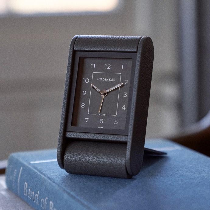 Hodinkee Eight-Day Travel Clock