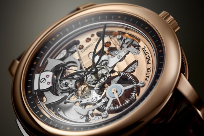 Patek Philippe Skeletonized Minute Repeater Tourbillon Ref. 5303R-001
