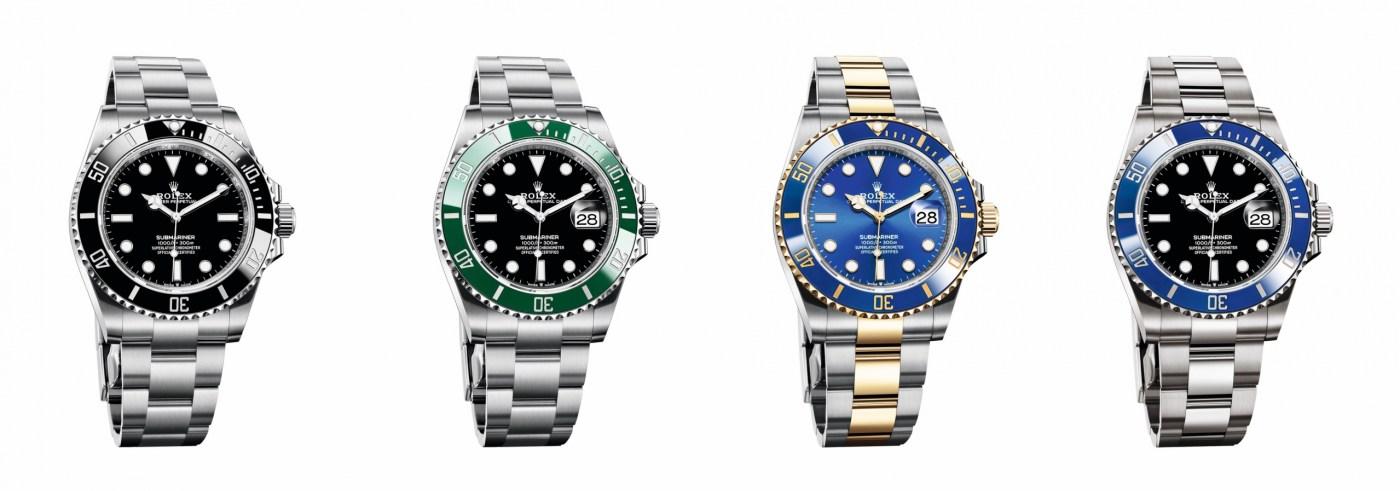 2020 Rolex Submariners