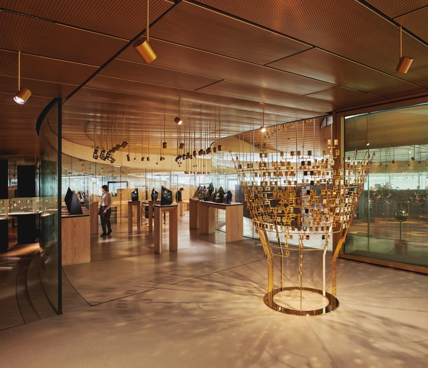 2020 Audemars Piguet Museum Interior