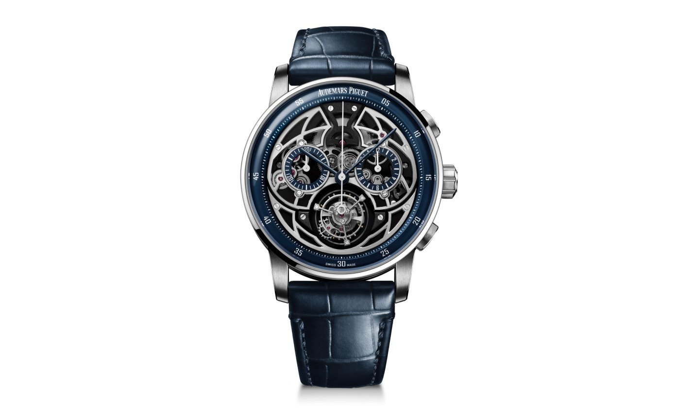 Audemars Piguet Code 11.59 Flying Tourbillon