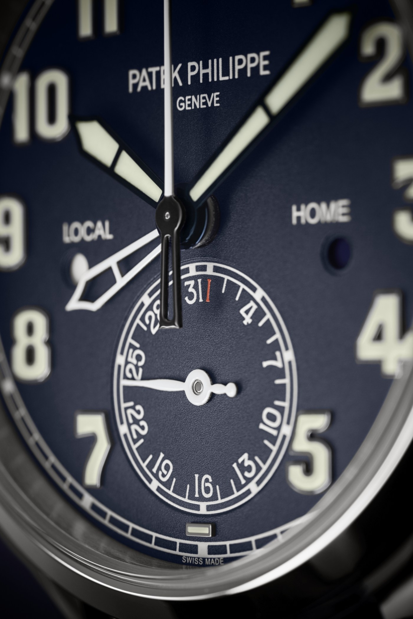 Patek Philippe Ref. 7234G-001 Calatrava Pilot Travel Time