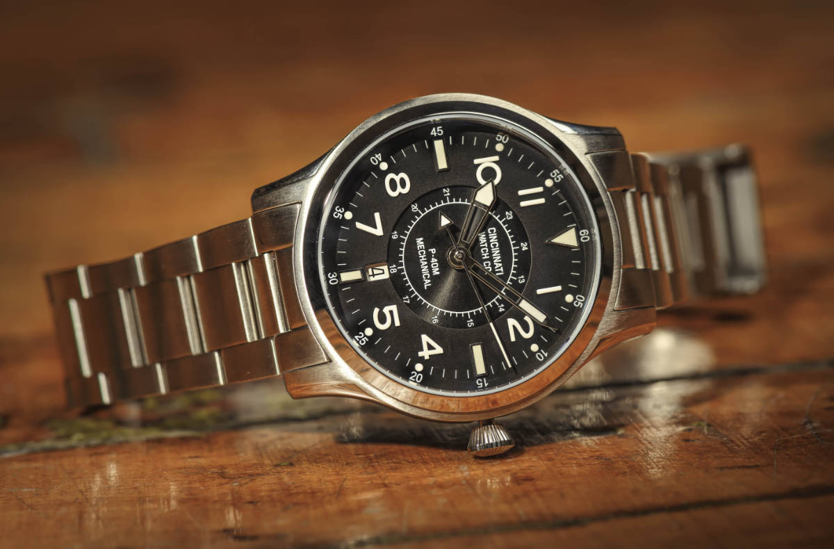 Cincinnati Watch Company P-40M