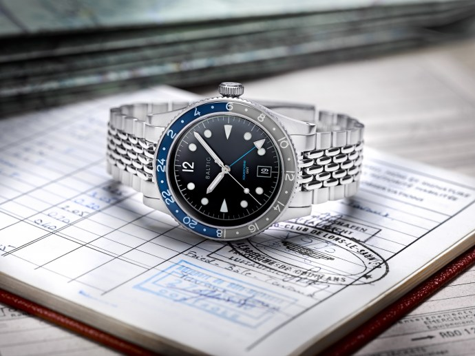 Baltic Aquascaphe GMT