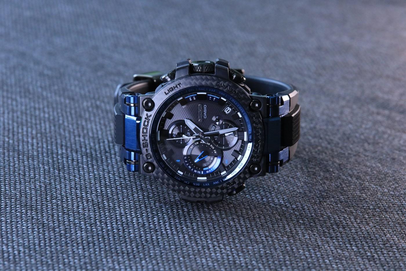 G-Shock MTGB1000XB de fibra de carbono ¡Lo probamos! 3
