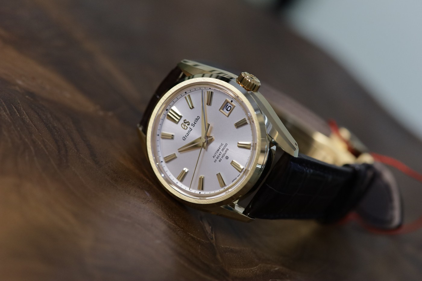 Grand Seiko 60th Anniversary Limited Edition SLGH002