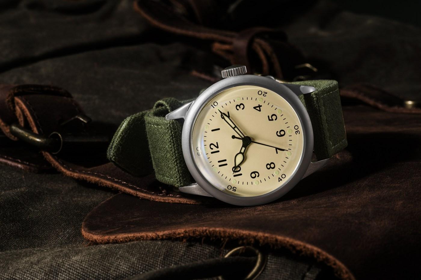 Praesidus A-11 cream dial