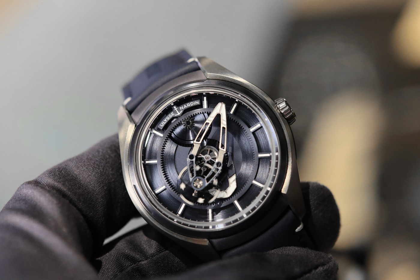 Ulysse Nardin Freak X titanium 43mm