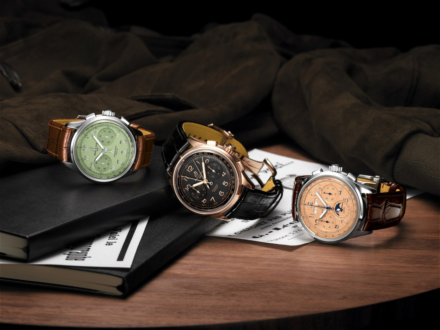Breitling 2021 Premier Heritage Collection