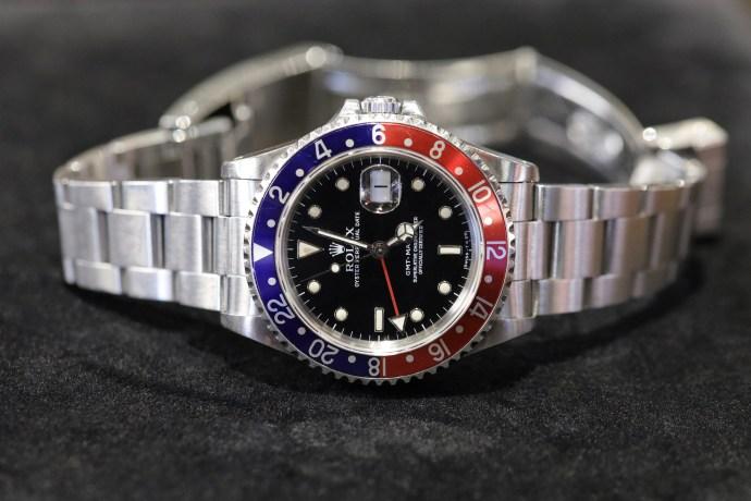 1991 Rolex GMT-Master Pepsi Ref. 16700