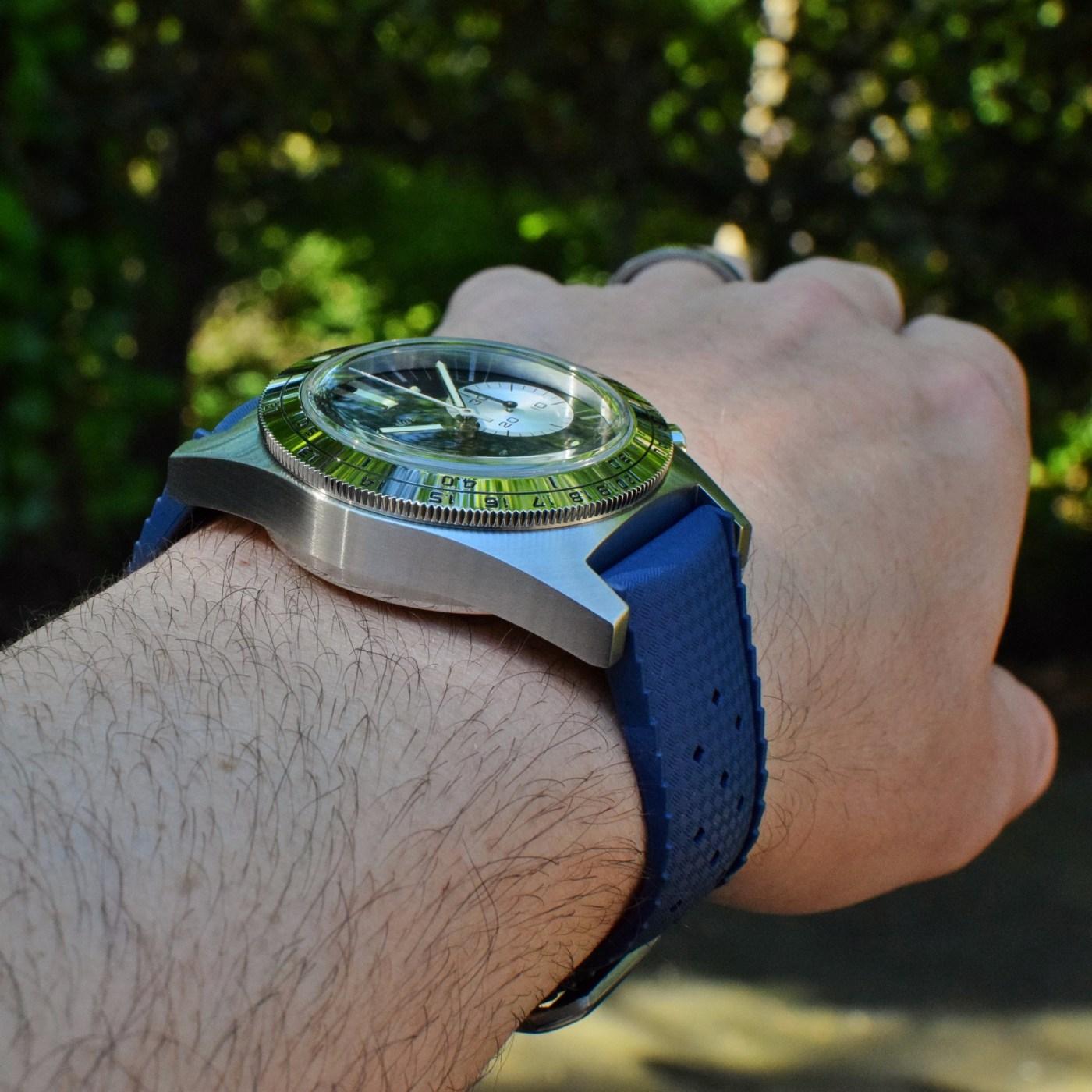 Aquastar Deepstar 2020 Re-Edition wristshot