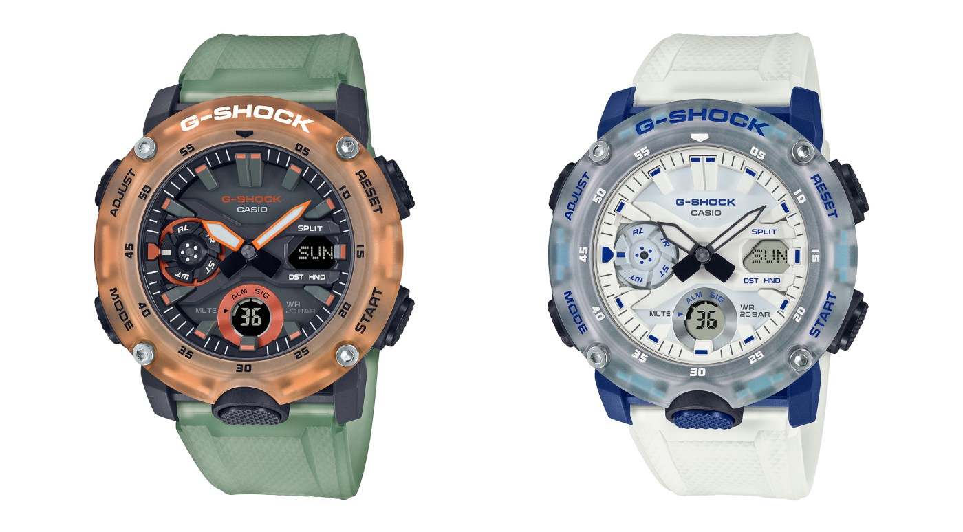 G-Shock GA-2000HC