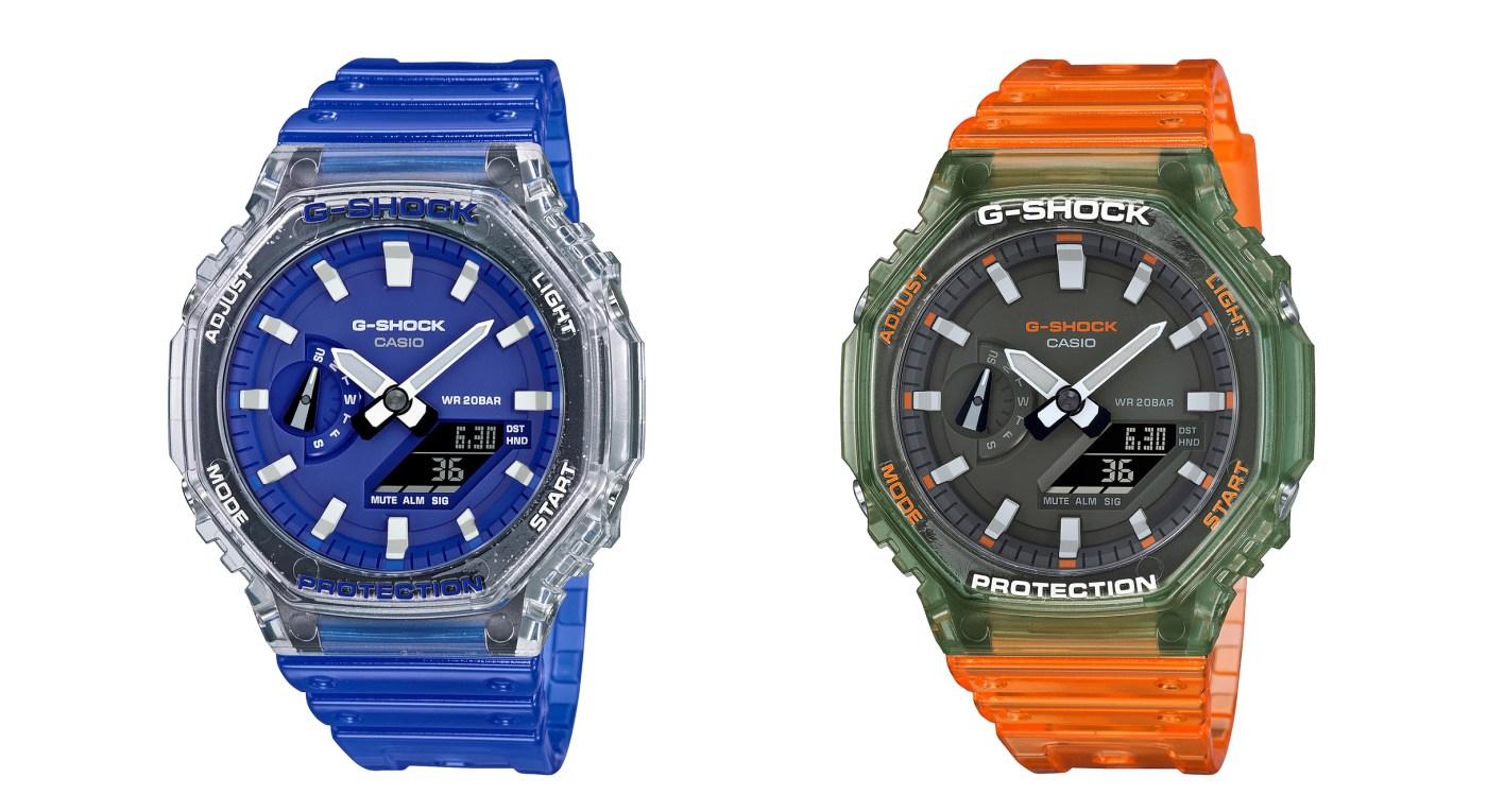 G-Shock GA-2100HC