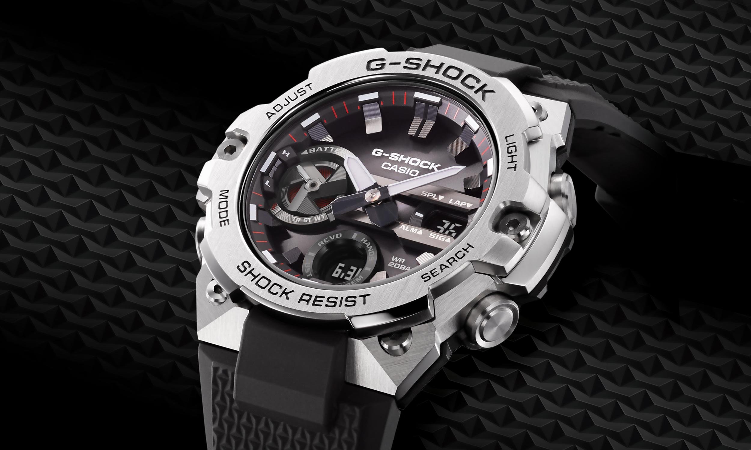 G-Shock G-Steel GSTB400-1A
